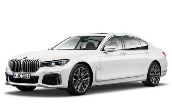 Assim está a nova geração do novo BMW Série 7, que poderá receber explicações da marca no Salão de Detroit 2019