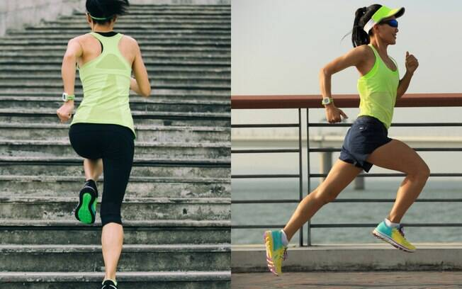 Por ser uma atividade de maior intensidade, o ato de subir escadas ganha da corrida no gasto calórico pós treino