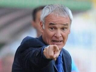 Mesmo demitido, Ranieri irá dirigir a seleção grega no amistoso da próxima terça-feira contra a Sérvia