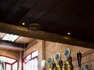 A cervejaria Sankt Gallen, em Teresópolis, abre sua vila para visitação