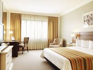 Um dos primeiros a ser auditado pelo MTur e Inmetro foi o Hotel Transamérica de São Paulo