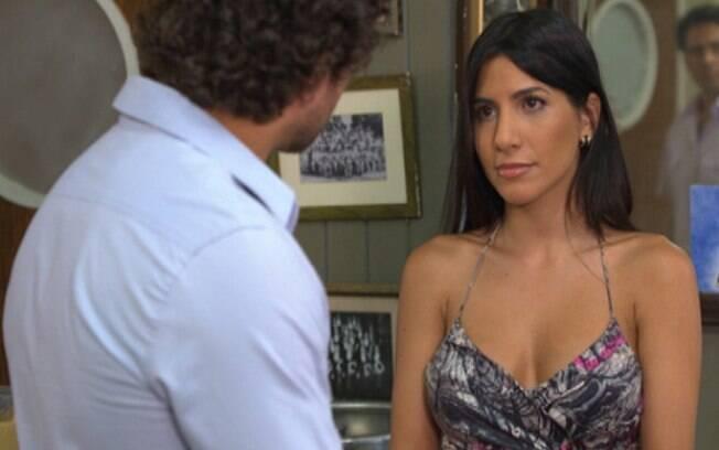 Janine Salles como Jaqueline em