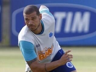 Nilton não escondeu a ansiedade pela estreia na Libertadores