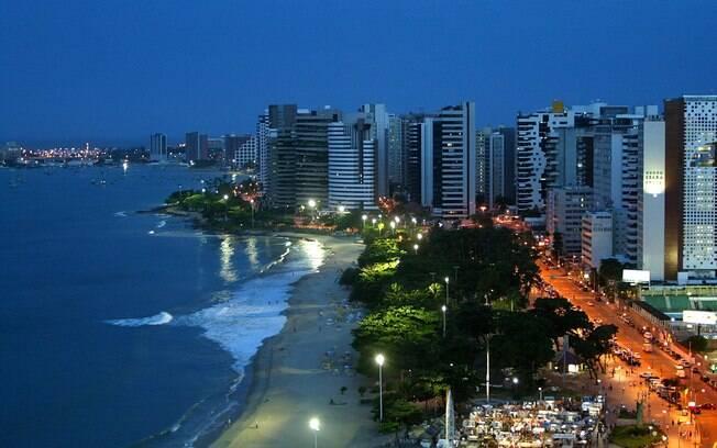 Fortaleza é um bom pitstop para quem vai viajar para fora no final do ano