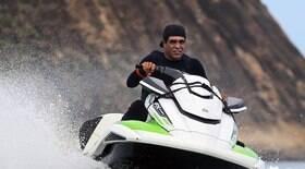 Surfista sofre acidente de jet-ski em Niterói