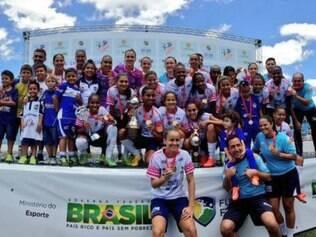 Time paulista já havia conquistado o título continental em 2011 e 2013, e terminou invicto na edição de 2014