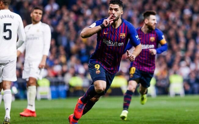 Luis Suárez está na lista de dispensa do Barcelona