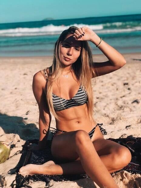 As fotos mais sensuais do Instagram de Carol Portaluppi