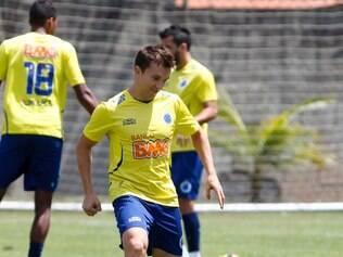 Dagoberto afirmou estar feliz com situação do time e quer vencer partida de sábado