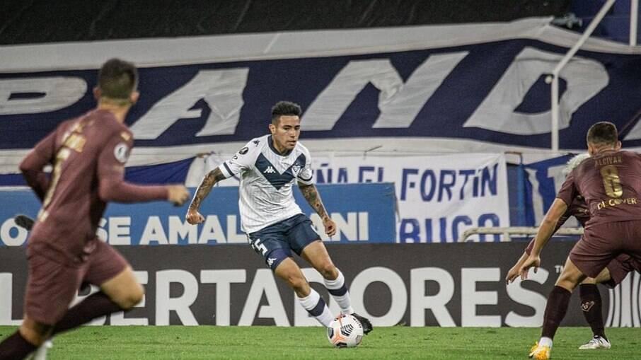 Francisco Ortega está próximo de chegar ao Palmeiras