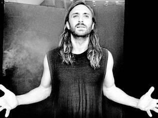 David Guetta vai trazer quase 20 toneladas de equipamentos na maior estrutura montada em um show do DJ
