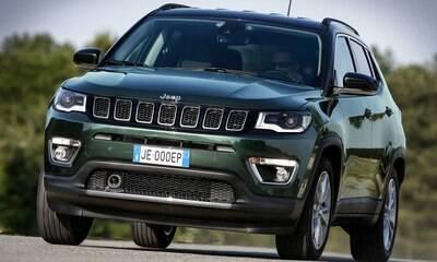 Jeep Compass ganha 1.3 turbo na linha 2021