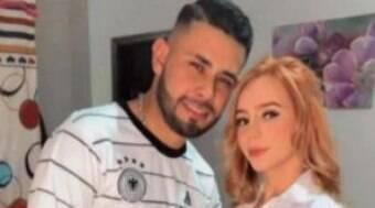 Casal morto na fronteira trocou declarações antes de execução