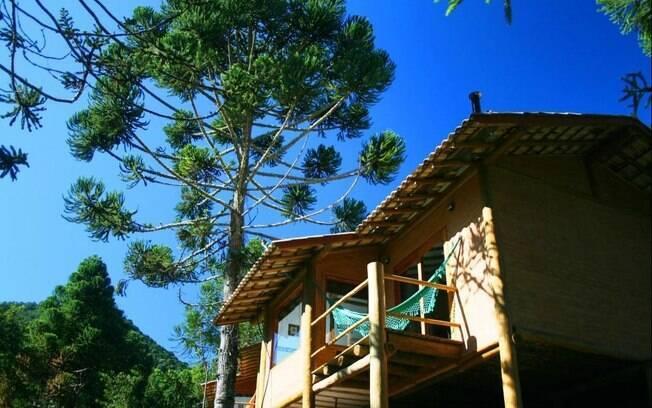 A grande campeã é a Pousada Casa Campestre, em Gonçalves, no estado de Minas Gerais