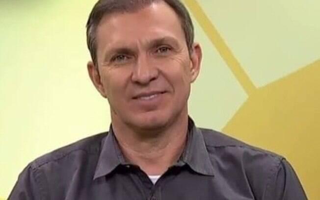 Velloso, ex-goleiro do Palmeiras