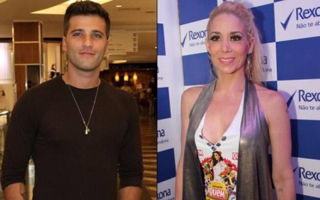 Bruno Gagliasso e Danielle Winits também já foram parados na Lei Seca
