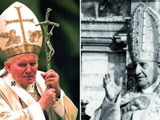 Atribuições. João Paulo II teve dois milagres reconhecidos