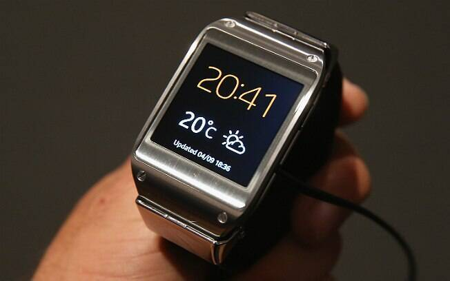 35698fafec7 Samsung Galaxy Gear na IFA 2013