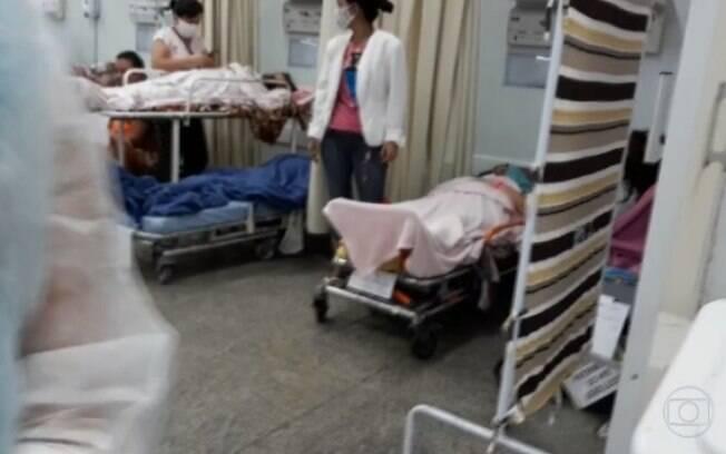 Hospital Pronto Socorro João Lúcio em Manaus
