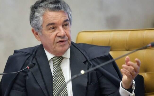 Ministro Marco Aurélio Mello, do Supremo Tribunal Federal (STF), liberou para análise do plenário da Corte a liminar