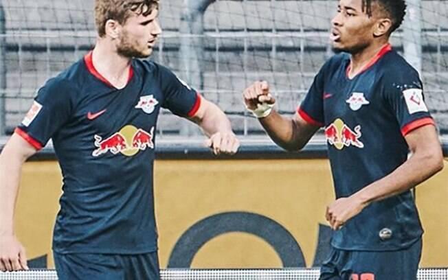 Time voltou a vencer na Bundesliga