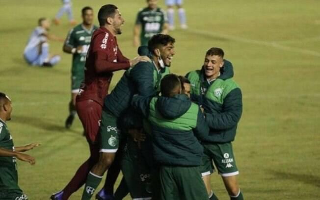 Guarani vence o Londrina fora de casa e encosta no G4
