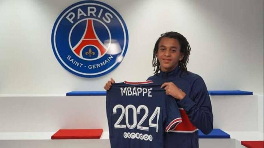 Irmão de Mbappé