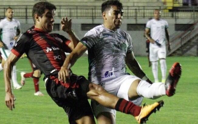 Guarani  derrotado por Brasil-RS fora de casa
