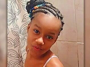 Yasmin está desaparecida desde a manhã da última quarta-feira, quando deixou sua casa  para ir ao colégio onde estuda