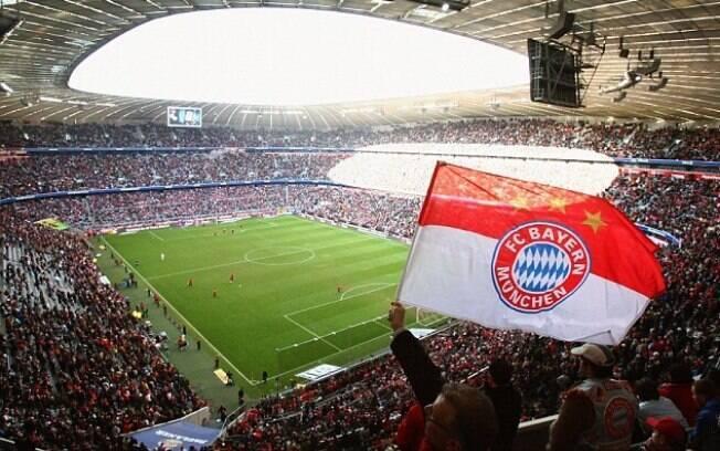 Bayern de Munique é o maior campeão alemão e clube com mais títulos internacionais do país