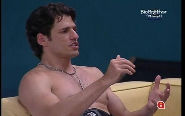 João Maurício avalia o casal Jonas e Renata
