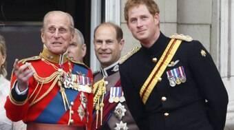 Sem Meghan, Príncipe Harry irá ao funeral do avô Philip no sábado