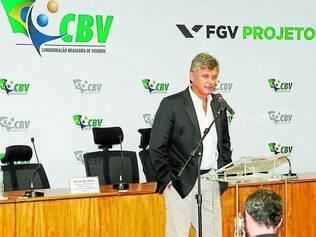 Mudanças. Renan Dal Zotto, diretor de marketing da CBV, afirma que ainda vão ser averiguadas quaisquer irregularidades na entidade