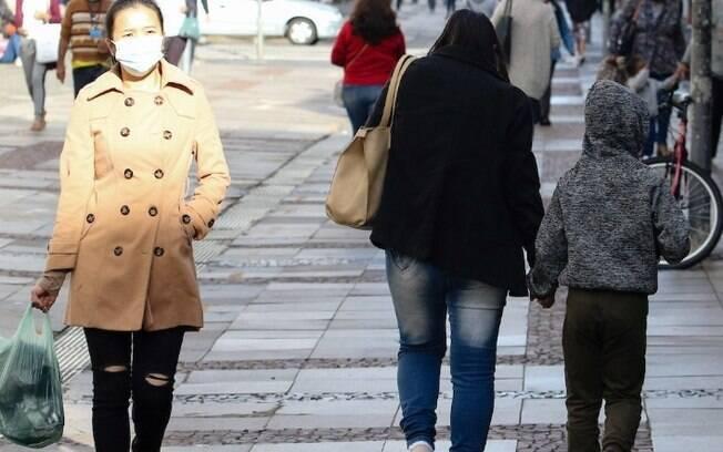 Inverno em Campinas terá temperaturas acima da média e pouca chuva