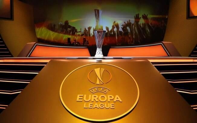 Uefa sorteou os duelos do mata-mata da Liga Europa