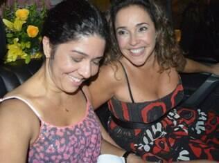 A jornalista Malu Verçosa pediu demissão para ficar mais perto de cantora Daniela Mercury