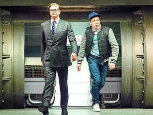 """""""Kingsman"""".  Filme baseado em série de histórias em quadrinhos promete agradar aos fãs no cinema"""