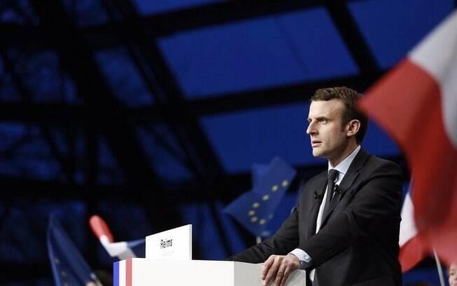 Emmanuel Macron, presidente da França, lembrou que o país já foi atingido por outras tragédias deste tipo