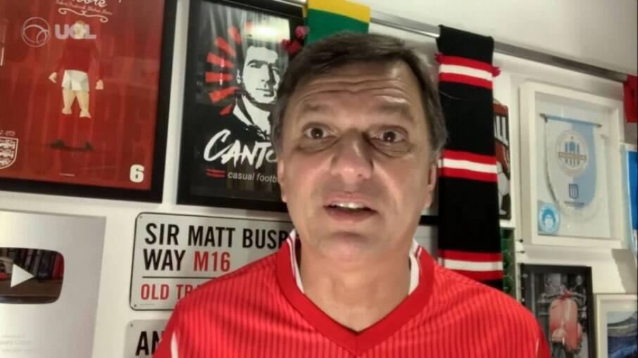 Mauro Cezar é criticado por Joel Santana