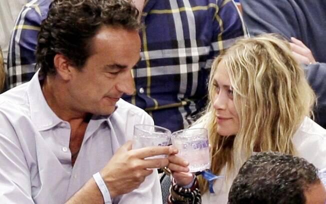 Mary-Kate Olsen e Olivier Sarkozy, ele é 17 anos mais velho do que a atriz