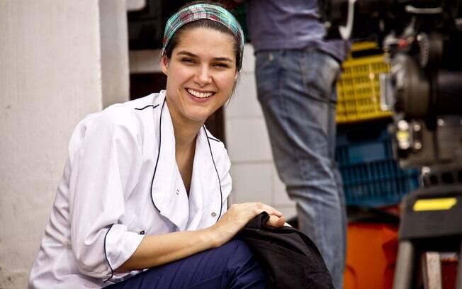 Fernanda Machado: Estava lá somente para o filme, somente para Mari, minha personagem, literalmente sem tempo de pensar ou viver minha vida, ou minhas questões