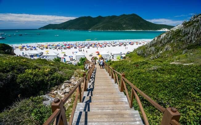 O Caribe brasileiro está a 140 km da capital do RJ, e é um paraíso para os fãs de uma boa praia de destinos de férias