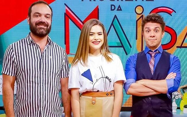 Lucas Gentil, Maisa e Oscar Filho