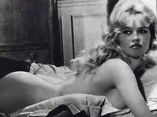 A atriz Brigitte Bardot foi símbolo de uma época
