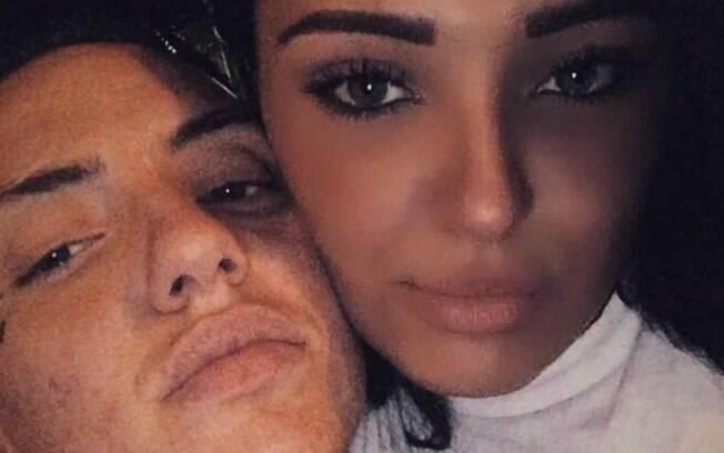 Maria Paola estava em scooter com namorado quando foi espancada pelo irmão