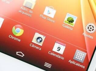 G Pad roda Android 4,2