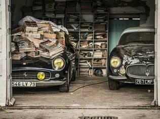 Ferrari 250 GT SWB California Spider 1961 e Maserati A6G Gran Sport Frua 1956 são os dois destaques do leilão