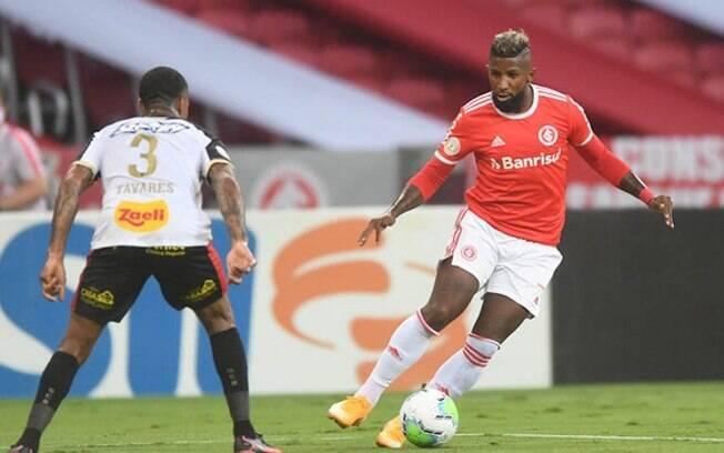 Flamengo receberá R$ 1 milhão caso Inter escale Rodinei em duelo decisivo do Brasileirão