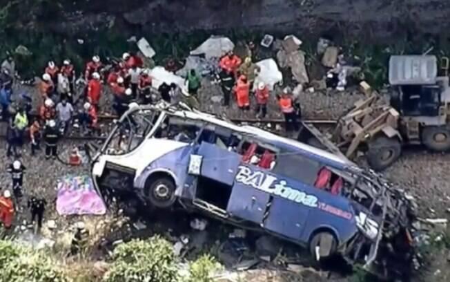 Acidente ocorreu na BR-381, na cidade de João Monlevade, na tarde de sexta-feira (4)