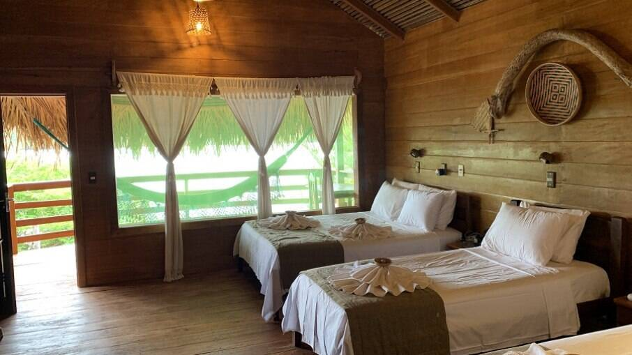 Quarto Juma Lodge